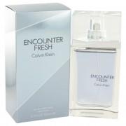 Calvin Klein Encounter Fresh Eau De Toilette Spray 3.4 oz / 100 mL Fragrances 503441