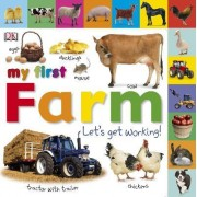 My First Farm Let's Get Working by DK