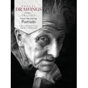 Pencil Drawings - A Look Into Drawing Portraits by David J Vanderpool