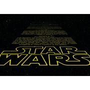 Fototapet Star Wars - Intro