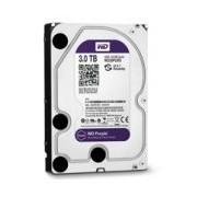 DISCO DURO WD PURPLE 3.5 3TB SATA3 6GB/S 64MB INTELLIPOWER 24X7 P/DVR 1-8 BAHIAS/1-32 CAM