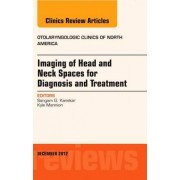 Imaging of Head and Neck Spaces for Diagnosis and Treatment, An Issue of Otolaryngologic Clinics by Sangam Kanekar