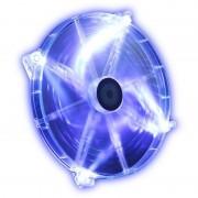 Ventilator pentru carcasa Raidmax 200mm LED blue