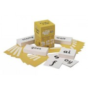 Jolly Phonics Cards (set of 4 boxes) by Sara Wernham