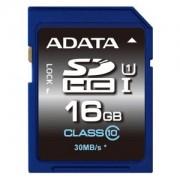 Card memorie SDHC ADATA Premier 16GB UHS-I U1 Class 10