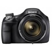 Sony Cyber-shot DSC-H400, 20.1MP, Zoom óptico 63x, Negro