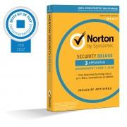 Norton Security Deluxe 3-Devices 1jaar