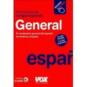 Diccionario general de la lengua espanola / General Dictionary of the Spanish Language by Jordi Indurain Pons