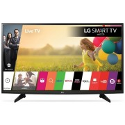 Televizor LED LG 43LH590V, Full HD, smart, 450 PMI, USB, HDMI, 43 inch/108 cm, DVB-T2/C/S2, metalic
