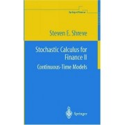 Stochastic Calculus For Finance Ii - Continuous-Time Models