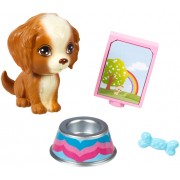Set accesorii Barbie Mini Pet Pack - Mattel CFB50-CFB56