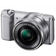 Alpha 5000 - silver - Appareil photo numérique + objectif 16-50 mm