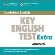 Cambridge Key English Test Extra Audio CD by Cambridge ESOL