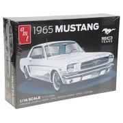 "AMT scala 1:16 ""1965 Ford Mustang Hardtop"" corredo di modello"