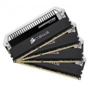 Memorie Corsair Dominator Platinum 32GB (4x8GB) DDR3 PC3-15000 CL10 1866MHz 1.5V XMP Dual Channel Kit, Link Connector, CMD32GX3M4A1866C10