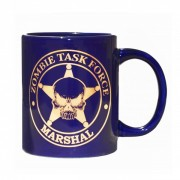 "Taza Marshal ""Zombie Task Force"""
