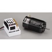 Tekin RC RX8 Gen2 Brushless Electronic Speed Control & 1900kV T8 Brushless Motor System (1/8 Scale)