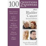 100 Questions & Answers About Bladder Cancer by Pamela Ellsworth