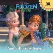 Frozen Fever: Anna's Birthday Surprise (Disney Frozen) by Various