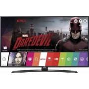 Televizor LED 140 cm LG 55LH630V Full HD Smart TV Bonus Subwoofer LG SWH1 Negru