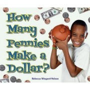 How Many Pennies Make a Dollar? by Rebecca Wingard-Nelson