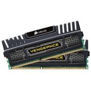 Corsair CMZ16GX3M2A1866C10 Vengeance 16GB (2x8GB) DDR3 1866 Mhz CL10 Mémoire pour ordinateur de bureau performante avec profil XMP. Noir