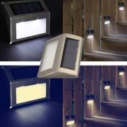 Buitenlampjes Op Zonne Energie en Met Bewegingssensor