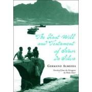 The Last Will and Testament of Senhor da Silva Araujo by Germano Almeida