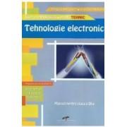 Tehnologie electronica cls 9 - Dragos Ionel Cosma