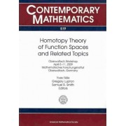 Homotopy Theory of Function Spaces and Related Topics by Yves Felix