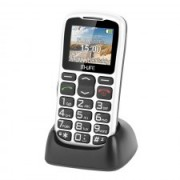 TELEFON GSM SENIOR CU DOCKING M-LIFE ALB (ML0639B)