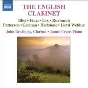 John/ James Crye Bradbury - English Clarinet (0747313053971) (1 CD)