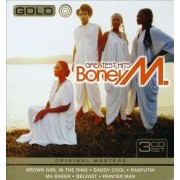 Boney M - GOLD: GREATEST HITS (3CD)