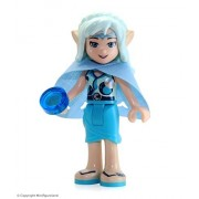 LEGO Elves MiniFigure - Naida Riverheart (w Cape) From Set 41078