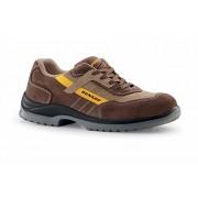 Dunlop Fast Response - Zapatos de protección laboral S1P SRC, talla 44, color beige