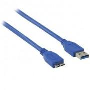 Valueline USB 3.0 A naar Micro B kabel M/M 2m
