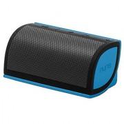 NYNE Multimedia Inc Mini Portable Bluetooth Speaker (Black/Blue)