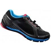 Pack Zapatillas Shimano CW41 Negras + Calas