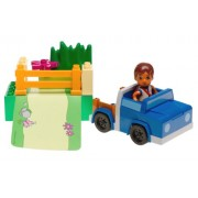 Lego Explore Dora the Explorer Diego's Rescue Truck Set (7331)