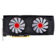 Placa video XFX Radeon RX 580 GTR-s Black Edition, 8G, DDR5, 256 bit
