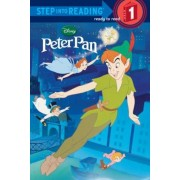 Peter Pan Step Into Reading (Disney Peter Pan), Paperback