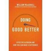 Doing Good Better by William MacAskill