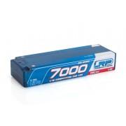 LRP 430220 Lipo 7000mAh '2S' 110C Hard case 4mm sockets.
