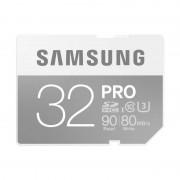 Card Samsung SDHC PRO 32GB Clasa 10 UHS-I U3