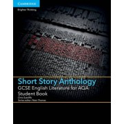 GCSE English Literature for AQA Short Story Anthology Student Book by Chris Sutcliffe