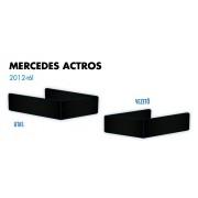 Mercedes Actros 2012-től ülés láb borítás PÁR FEKETE
