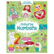 Cool Calm Colouring for Kids: Colour by Numbers by Eug