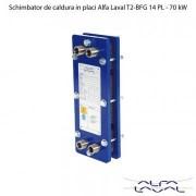 Schimbator de caldura in placi Alfa Laval T2-BFG 14 PL - 70 kW