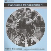 Panorama Francophone 1 Cahier D'exercises - 5 Books Pack by Daniele Bourdais