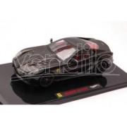 Hot Wheels HWT6932 FERRARI 599 GTO BLACK 1:43 Modellino